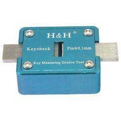 New Key Measurement Tool Measuring Groove Groove Piece 0.06mm HH29901011
